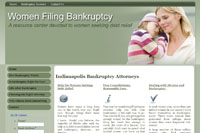 Women Filing Bankruptcy